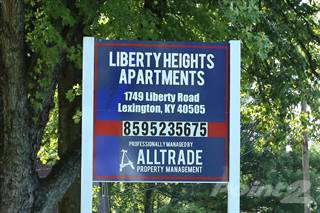 Apartment for rent in Liberty Heights - Two Bedroom Garden, Lexington, KY, 40505
