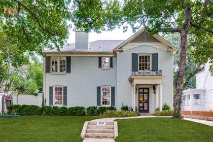 Residential Property for sale in 4517 Lorraine Avenue, Highland Park, TX, 75205