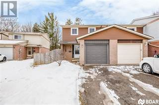 Single Family for sale in 67 BURNS Circle, Barrie, Ontario, L4N5J8