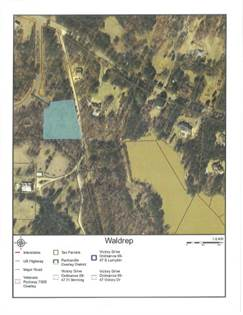 Lots And Land for sale in 11180 ALMOND WOODS COURT, Fortson, GA, 31808