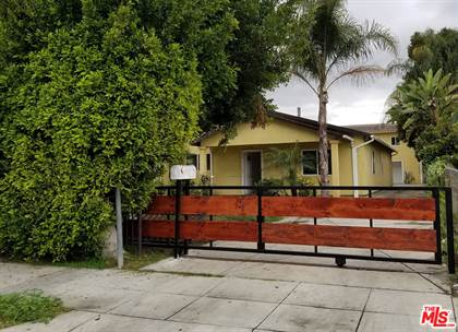 Residential Property for rent in 1818 W 49TH ST, Los Angeles, CA, 90062