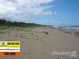 Commercial for sale in NEGOTIABLE LARGE PIECE OF BEACHFRONT LAND IDEAL FOR PROJECT, Sabaneta De Yasica, Puerto Plata