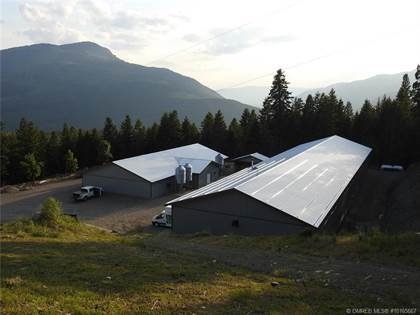 Agriculture for sale in 4958 Silvernails Road,, Falkland, British Columbia, V0E1W0