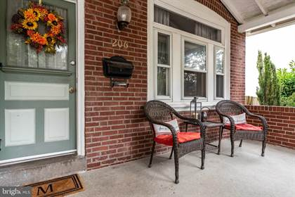 Residential Property for sale in 206 E 6TH AVENUE, Conshohocken, PA, 19428