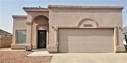 Residential Property for rent in 14324 DESERT POINT Drive, Horizon City, TX, 79928