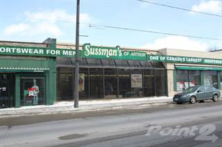 Comm/Ind for sale in 143 George Street E, Wellington North, Ontario