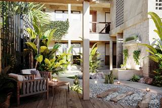 Condominium for sale in 2 Bedroom lock off condo for sale in Mahahual, 36 months financing, Mahahual, Quintana Roo