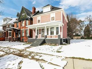 Single Family for sale in 445 SMITH Street, Detroit, MI, 48202