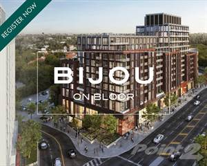 Condo for sale in Bijou on Bloor, Toronto, Ontario, M6S 4E4
