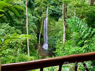 Single Family for sale in Custom 4 Bedroom Home With 150' Waterfall, Ojochal, Puntarenas