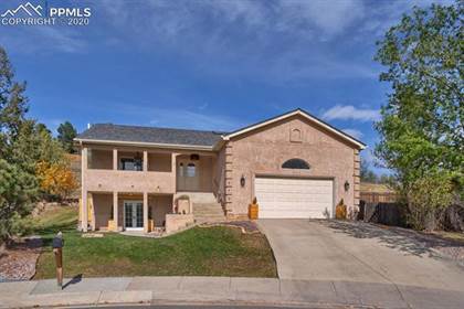 Residential for sale in 570 Crosstrail Drive, Colorado Springs, CO, 80906