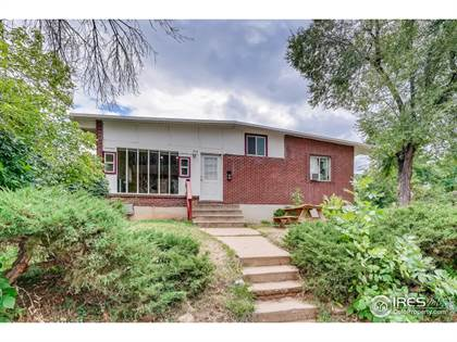 Residential Property for sale in 910 Pleasant St, Boulder, CO, 80302