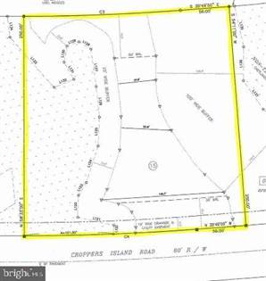 Lots And Land for sale in 0 CROPPERS ISLAND ROAD, Newark, MD, 21841
