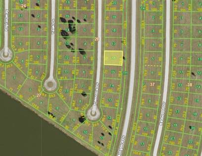 Lots And Land for sale in 12 HEMLOCK DRIVE, Placida, FL, 33946