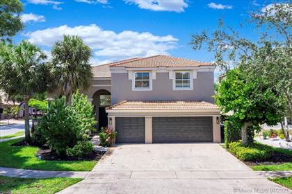 Residential Property for sale in 16712 SW 12th St, Pembroke Pines, FL, 33027