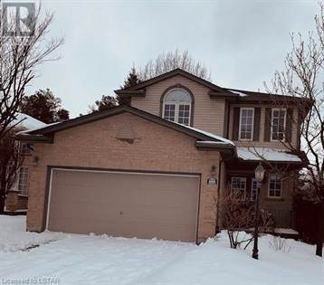 Single Family for rent in 806 MARIGOLD Street, London, Ontario, N5X4J3