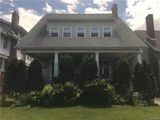 Single Family for sale in 196 MCLEAN Street, Highland Park, MI, 48203