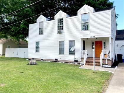 Residential Property for sale in 1203 Portlock Road, Chesapeake, VA, 23324