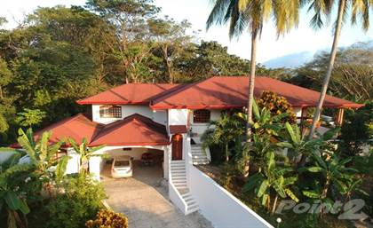 Residential Property for sale in Casa Las Palmas, hilltop villa with ocean view, Samara, Guanacaste