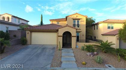 Residential Property for sale in 12124 Montura Rosa Place, Las Vegas, NV, 89138