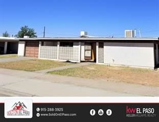 Residential Property for sale in 5713 Beaumont Place, El Paso, TX, 79912
