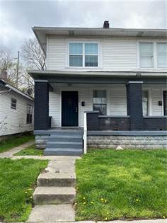 Residential Property for rent in 442 North DENNY Street, Indianapolis, IN, 46201