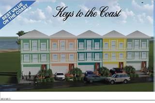 Townhouse for sale in 36 Oak Alley Ln, Long Beach, MS, 39560