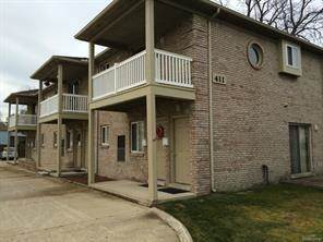 Townhouse for rent in 411 FORD Avenue, Wyandotte, MI, 48192