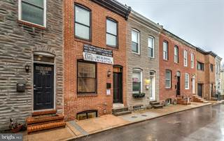 Townhouse for sale in 3311 MUELLER STREET, Baltimore City, MD, 21224