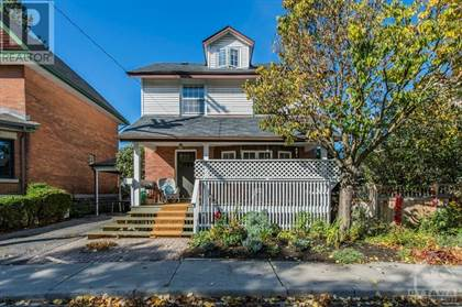 Single Family for sale in 133 SUNNYSIDE AVENUE, Ottawa, Ontario, K1S0R2