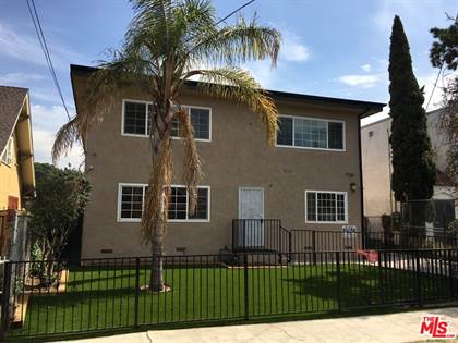 Multifamily for sale in 1738 Roosevelt Ave, Los Angeles, CA, 90006