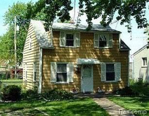 Single Family for sale in 11715 CENTRALIA, Redford, MI, 48239