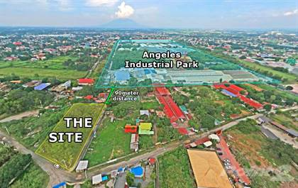 Comm/Ind for sale in ✨Rent 2000sqm Rawlot near Angeles Industrial Park✨, Angeles City, Pampanga