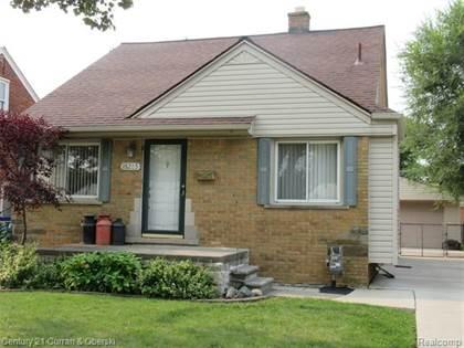 Residential Property for sale in 15265 ANNE Avenue, Allen Park, MI, 48101