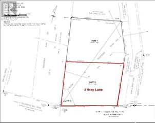 Land for sale in 2 GRAY Lane, Barrie, Ontario