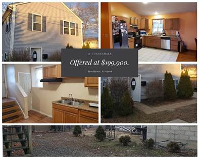Residential Property for sale in 17 Coggeshall Street, Providence, RI, 02908
