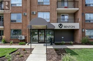 Condo for sale in 502 -BENTON Street, Kitchener, Ontario, N2G4L9