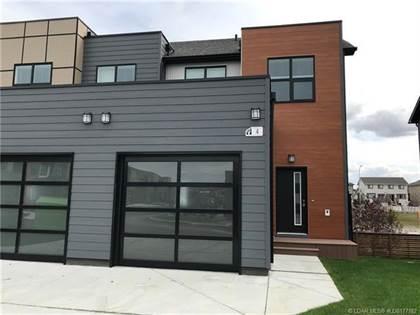 Residential Property for sale in 67 Aquitania Circle W 4, Lethbridge, Alberta, T1J 5M5