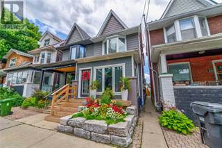 Single Family for rent in 87 GREENWOOD AVE, Toronto, Ontario, M4L2P7
