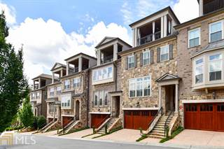 Townhouse for sale in 3868 Paces Lookout Dr 13, Atlanta, GA, 30339