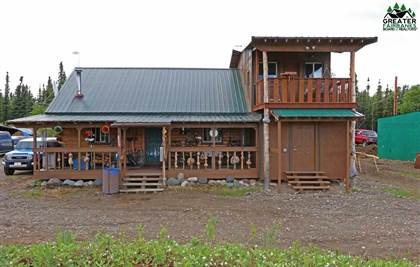 Residential Property for sale in L12 B7 JUNE CREEK, Healy, AK, 99743
