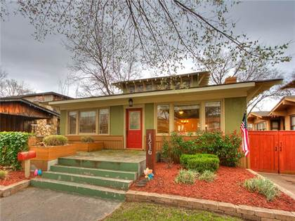Residential for sale in 1216 NW 34th Street, Oklahoma City, OK, 73118