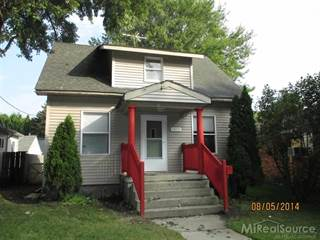 Single Family for rent in 36652 Main, New Baltimore, MI, 48047