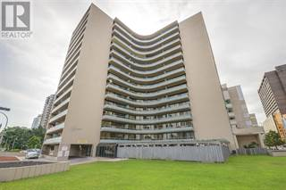 Condo for sale in 111 Riverside DRIVE East Unit 214, Windsor, Ontario, N9A2S6