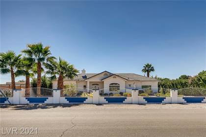 Residential Property for sale in 4871 Auborn Avenue, Las Vegas, NV, 89108