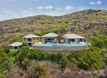 Residential Property for sale in Oil Nut Bay, Virgin Gorda- Waters Edge Villa, Beach Club Arrival Dock And Marina Village, Virgin Gorda
