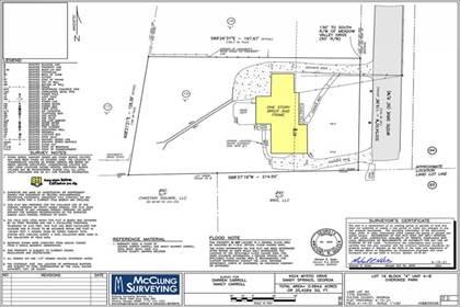 Lots And Land for sale in 4524 Mystic Drive, Atlanta, GA, 30342