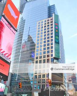 Office Space for rent in 3 Times Square, Manhattan, NY, 10036
