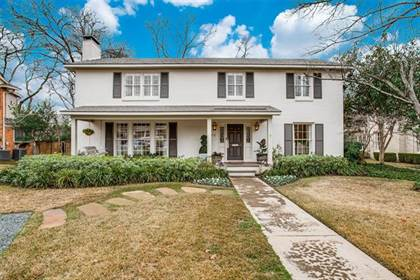 Residential Property for sale in 5418 W University Boulevard, Dallas, TX, 75209