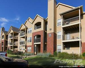 Apartment for rent in Fountain Lake Phase I - 1 bed 1 bath w/fireplace, Oklahoma City, OK, 73131